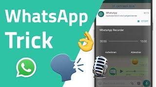 Versteckte WhatsApp Funktion, die fast noch keiner kennt