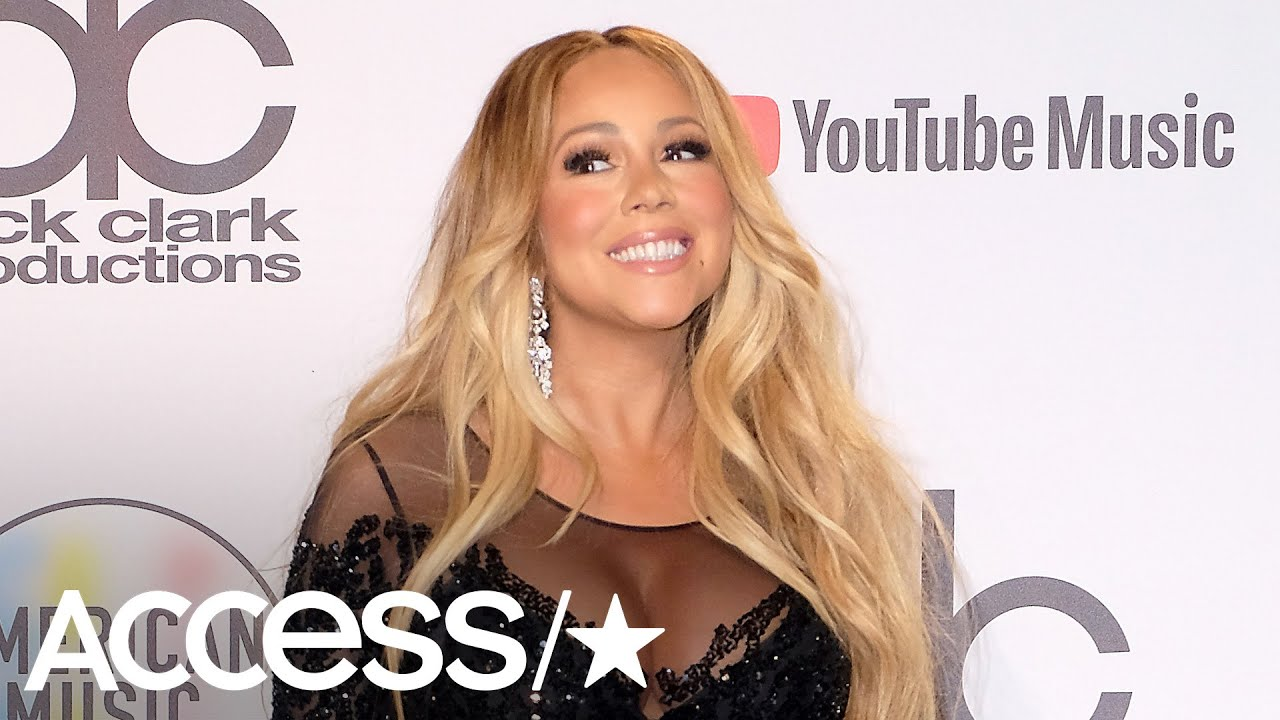 Mariah Carey Shares Big Album News With The Help Of 7-Year-Old Son | Access