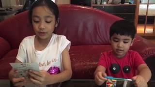 Khyra and Qaish homemade videos | Dynas Mokhtar