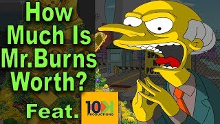 How much is Mr. Burns Worth? (ft. 10K Productions)