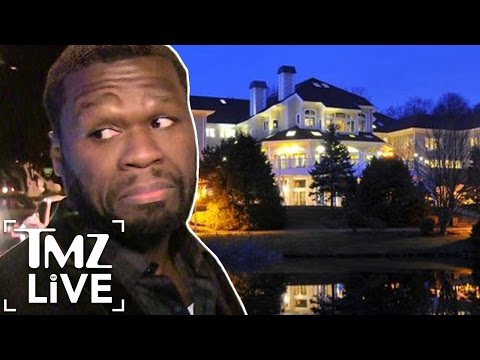 50 Cent's Home Swarmed By Cops After Attempted Break-In | TMZ Live