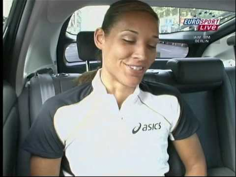 Quiz Taxi with Lolo Jones