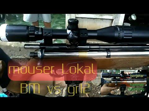 Test Review mouser Lokal pellets BM & GR12 eps. bouncing