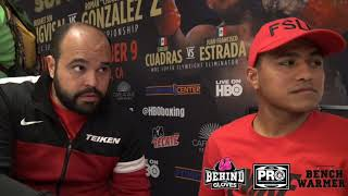 ROMAN 'CHOCOLATITO' GONZALEZ OPENS UP ABOUT SUFFERING HIS FIRST LOSS