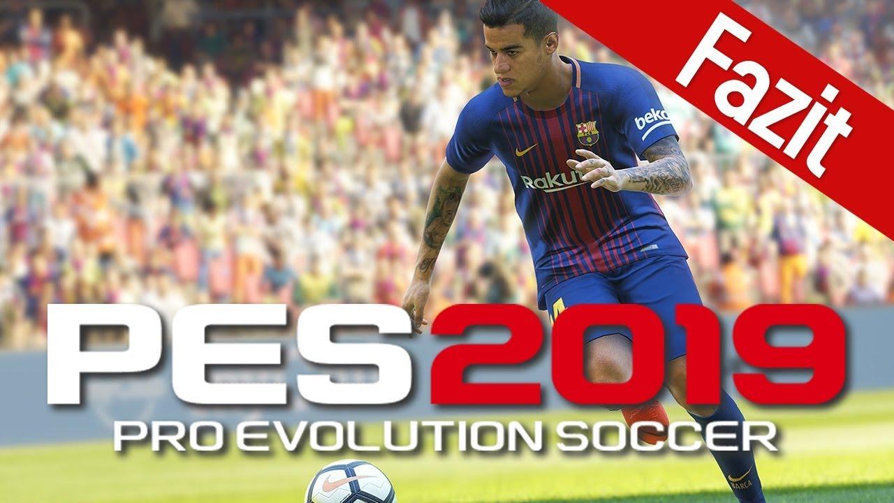 Pro Evolution Soccer 2019 im Fazit  Guter Kick e1310f3fe6946