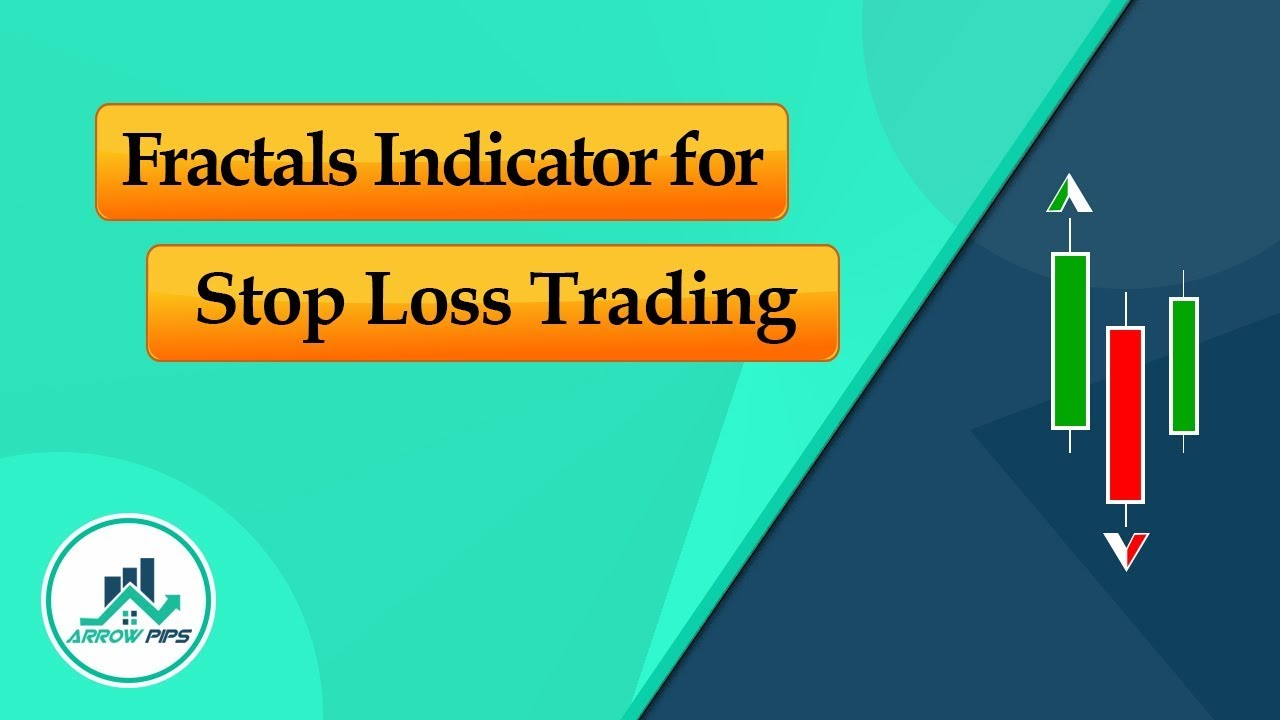 How To Use Fractals Indicator Mt4 For Stop Loss Trading Youtube