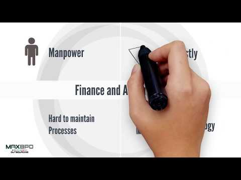 Advantages of Outsourcing Finance and Accounting Services - MAXBPO