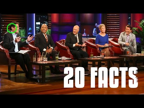 20 Facts You Didn't Know About Shark Tank