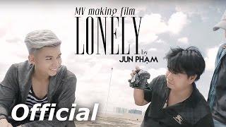 JUN 365 - CÔ ĐƠN (LONELY) (Behind The Scenes) - Vẽ Đường Cho Yêu Chạy OST