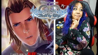 14 DAYS..... I CAN FINISH THIS!!! | KINGDOM HEARTS BIRTH BY SLEEP LIVESTREAM!