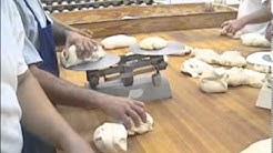 Cuban Bread Video from Mauricio Faedo's Bakery Tampa Florida USA