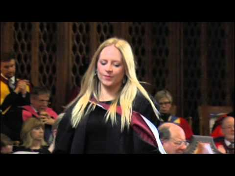 University of Bristol Graduation ceremony 2016