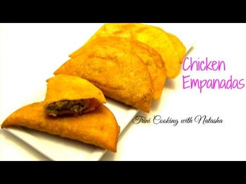 How to make Chicken Empanadas- Episode 306