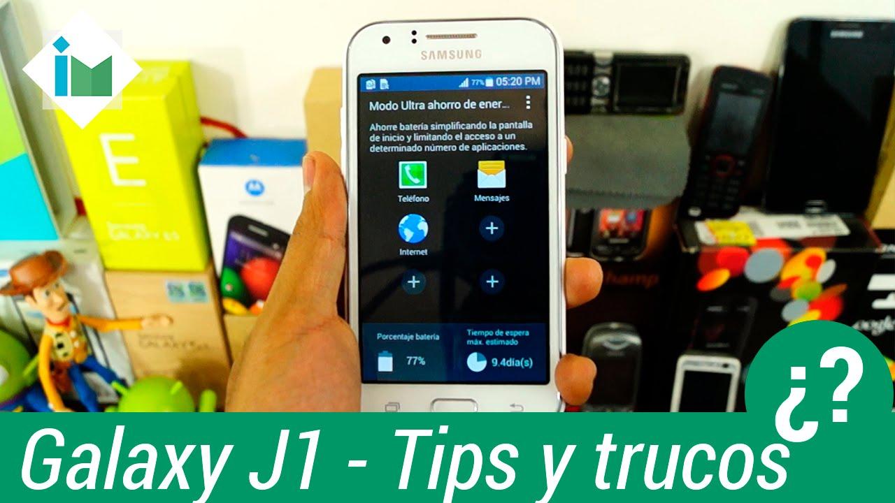 como localizar un celular samsung j1