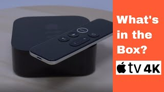 Apple TV 4K Unboxing and First Thoughts (from a non-Apple guy)