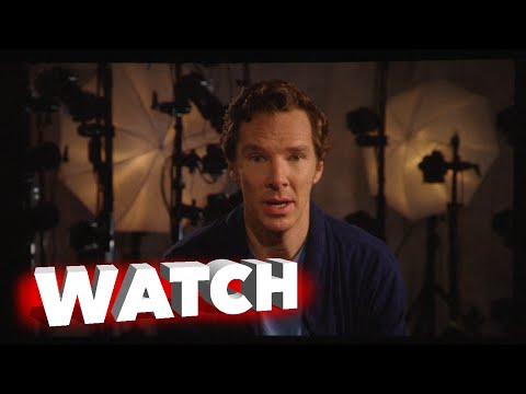 Doctor Strange: Benedict Cumberbatch D23 Video Message and Marvel's Kevin Feige