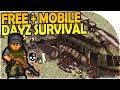 FREE + MOBILE DAYZ - MiniDAYZ Open-World SURVIVAL GAME - Mini DAYZ Gameplay Part 1 ( Android / iOS )