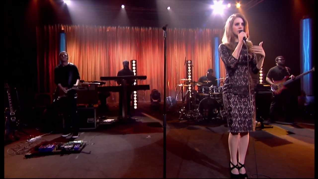 Lana Del Rey Without You Live At Concert Privé Youtube