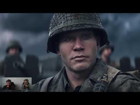 [DM] Call of Duty WWII - В. Зуев, А. Загудаев, П. Сальников