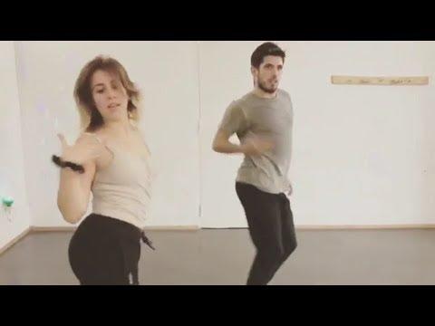 Laura Esquivel baila «Sin pijama» de Becky G ft. Natti Natasha