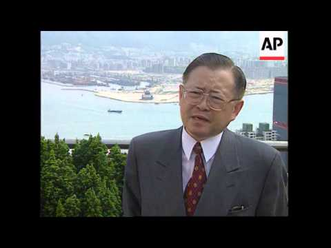 HONG KONG: THANKS TO RECLAMATION CHINA WILL INHERIT MORE LAND