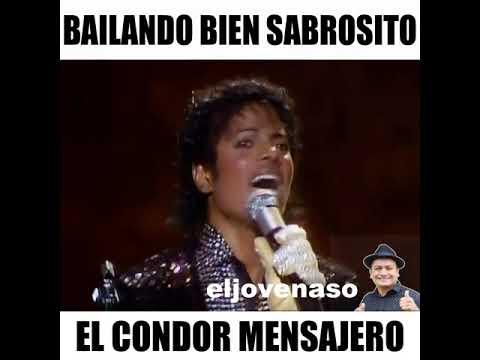 BAILANDO EL CONDOR MENSAJERO