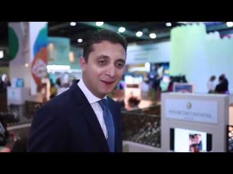 ATM 2015  Cyril Mouawad, executive assistant manager, InterContinental Doha