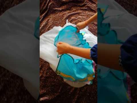 Как надеть балдахин на держатель для балдахина