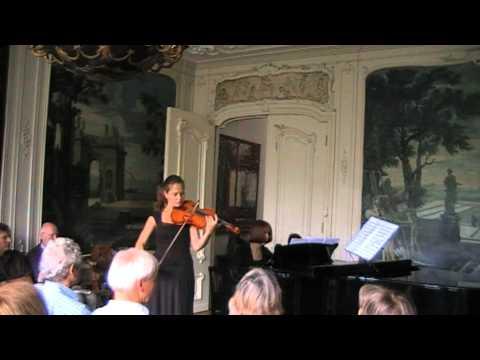 Bizet-Waxman Carmen Fantasie for Viola, Dana Zemtsov-End