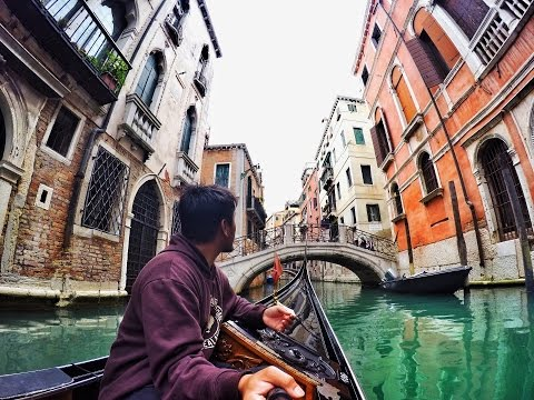GoPro: Europe Trip