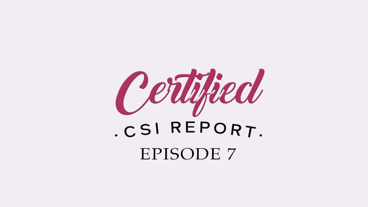 Download [Certified CSI Report] The Manila Times CSI: Celebrity, Style, Inspiration Season 2 Episode 7