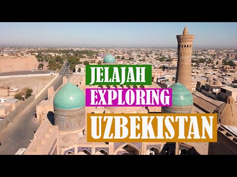 [Kembara Ilmiah Uzbekistan 2016] Bukhara-Samarkand-Termez-Tashkent