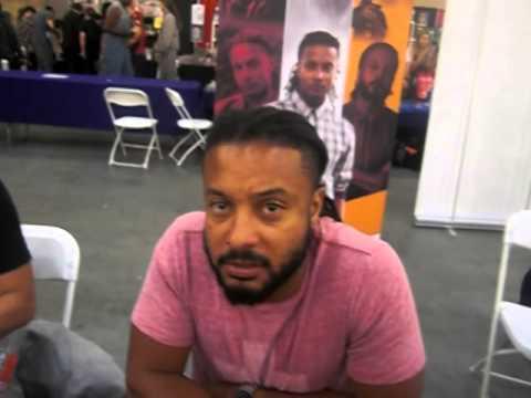 Powermorphicon 2014 Day 3: Brandon Jay McLaren from Power Rangers SPD