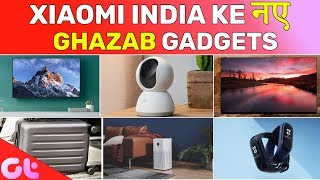 Xiaomi India ke 7 Ghazab Gadgets Launched: Mi LED TV Pro, Air Purifier 2S & More