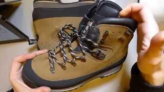 """Видео обзор ботинок для треккинга Breithorn Pro от """"Bestard""""."""