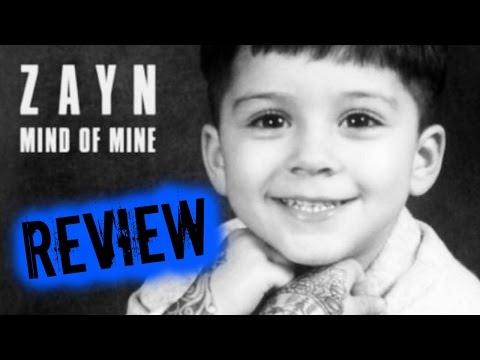 Zayn Malik - Mind of Mine - Review & Conceptual Analysis - (#36)