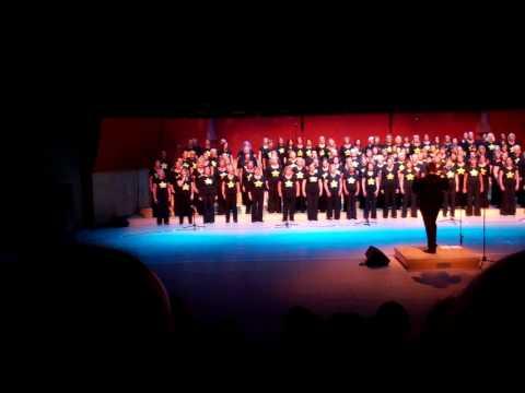 Something Inside So Strong - Basingstoke Rock Choir - Anvil 17/07/2014