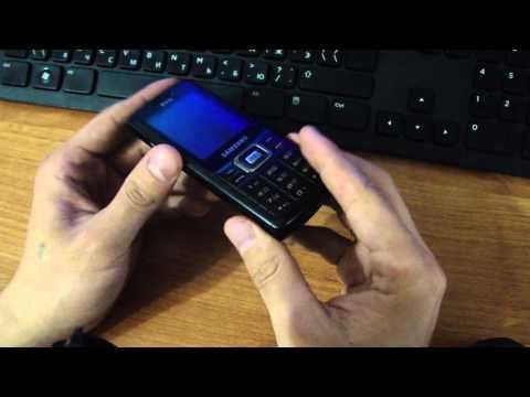 Samsung C5212i Dual SIM обзор