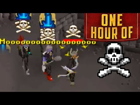 One Hour of Skulled Craw's Bowing at REVS