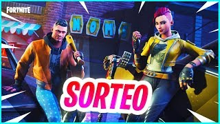 #SORTEO MAVERICK OR SHADE #SKIN WHICH YOU WANT ? #FORTNITE