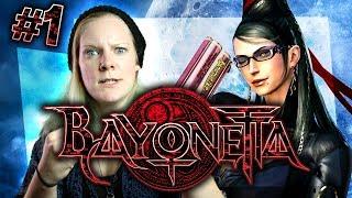 Bayonetta #1 - Absurdity