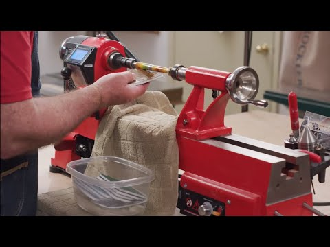 6 Tips For A Perfect Pen Turning Finish