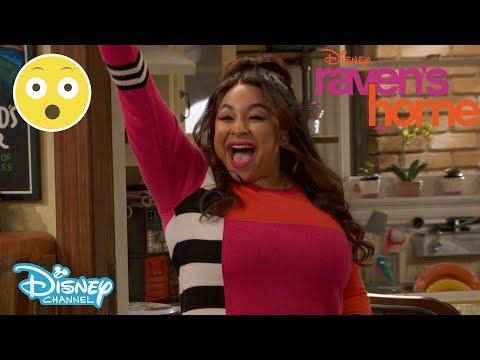 Raven's Home   QUIZ: What Happens Next Challenge