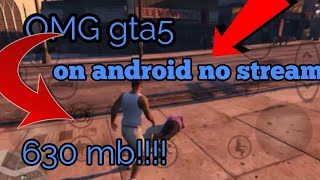 How to download gta5 android real no stream