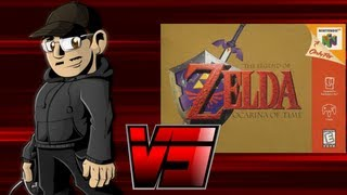 Johnny vs. The Legend of Zelda: Ocarina of Time
