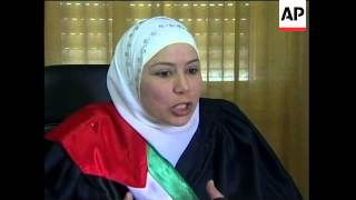 Women judges in Islamic courts break glass ceiling