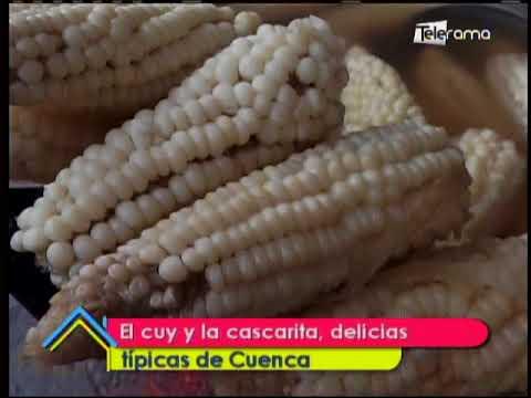 El cuy la cascarita, delicias típicas de Cuenca