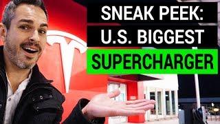 Sneak Peek at Tesla
