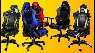 סקירת מוצר - כיסא גיימינג iRace - הדור הבא!