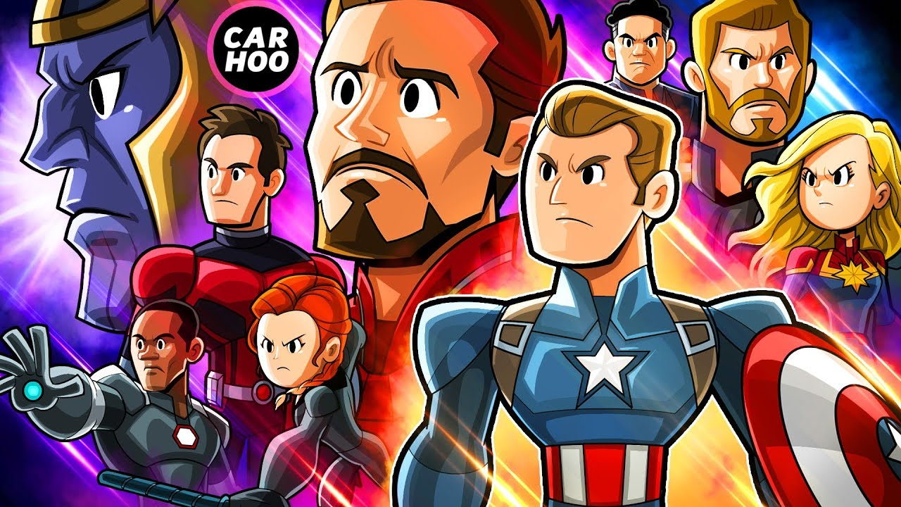 Download What If Avengers Endgame Ended Like This?